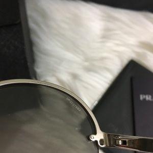 716dadd870070 Prada Accessories - Authentic Prada PR 65TS Mirror Silver Sunglasses